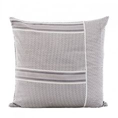 Partisan Grey Cushion