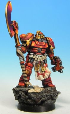 Pre-Heresy Thousand Sons. sometimes NMM can kill a model, but it works pretty well with this one.