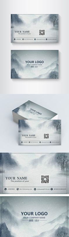 Brief Chinese wind card Simple, Chinese style, concise, business card, simple, general business card, business, business card, business card template, business card design, business personal business card, business card