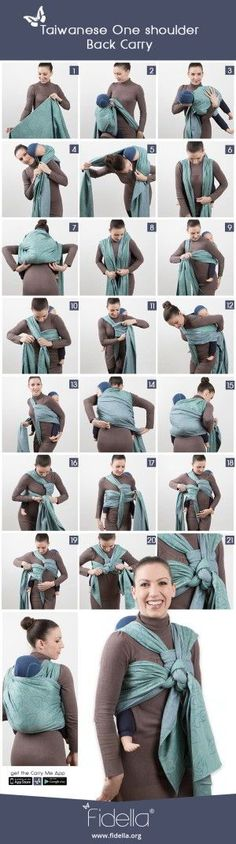 Instruction: Taiwanese one shoulder back carry https://fidella.org/en/instruction-taiwanese-one-shoulder-back-carry