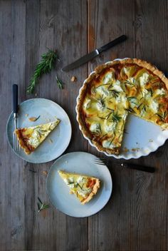 Meike Peters of Eat in My Kitchen shares one of her all-time favorite date foods, a hearty quiche.