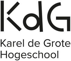 New Logo and Identity for Karel de Grote Hogeschool by Branding Today  #tagdiprova