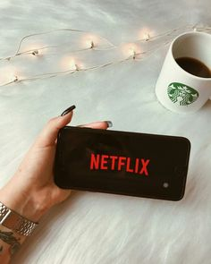 I have the same phone 😭 but mood! Feeds Instagram, Foto Instagram, Coffee Photography, Tumblr Photography, Tumblr Boy, Netflix And Chill, Red Aesthetic, At Least, Starbucks