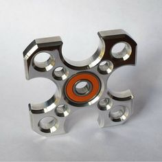 TruBlu MFG Cross Spinner