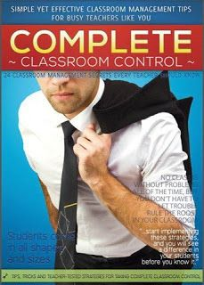 Complete Classroom Control  24 Classroom Management Secrets Every Teacher Should Know