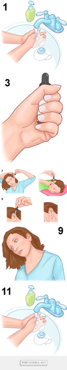 How to Use Ear Drops Properly