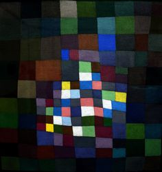 Paul Klee - Blühendes, 1934