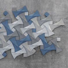 kibrID MATERIAL / KAZA Concrete / Quadilic by Kaza Concrete   TriptoD.com