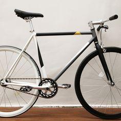 Itsu + Cycleland - bicicleta fixa LINN