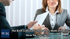 If you hired the best #CriminalLawyers in the #OrangeCounty for your trial, you would not any pay money, you can free #consult with a lawyer. Be sure to get your #lawyer any requested documents as soon as possible.