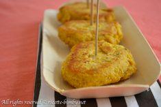 Le polpette di zucca e ceci bimby è un piatto quasi vegetariano ideale per il periodo autunnale. Sono sfiziose e facili da preparare. Scopri la ricetta...