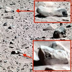 UFO SIGHTINGS DAILY: Ancient Artifacts On Mars In NASA Photos, July 2014, UFO Sighting News.