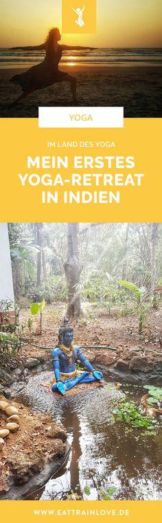 Im Land Des Yoga: Mein Erstes Yoga Retreat In Indien