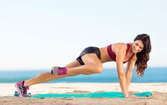 The Tone It Up Trainers On Their #1 Ab Exercise - SELF