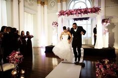 Jumping the broom :)