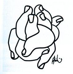 abidin dino Illustration Art, Illustrations, Turkish Art, Body Parts, Art History, Tattoo Ideas, Artsy, Sketches, Hands