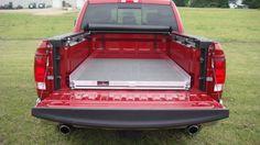 Pickup Cargo Slide