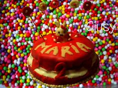 Torta Miffy di L'arcobaleno delle idee