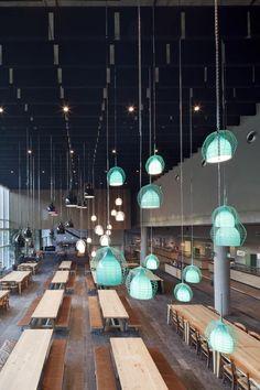Büyük Restaurant Masası