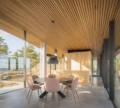 Summer House by Anttinen Oiva Architects