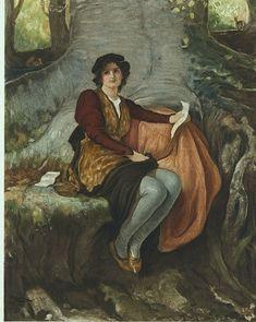 Rosalind - Robert Walker Macbeth - Rosalind (As You Like It) - Wikipedia, the…
