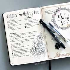 How to Set Up Your Bullet Journal Monthly Layout - Planning Mindfully