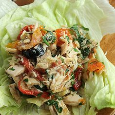 Flavorful and filling, this Mediterranean tuna salad is sure to please. Made with high quality flavorful ingredients, it will become your new go to lunch.