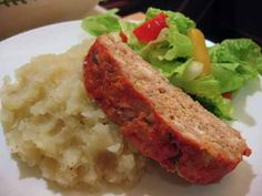 The Barefoot Contessa's Turkey Meatloaf