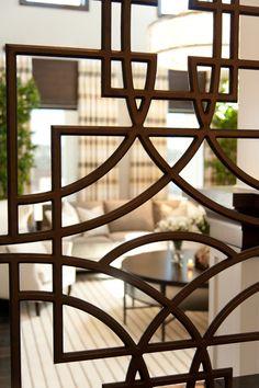 Hampton's Inspired Luxury Dining Room 7