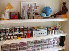 Ambientes que inspiran: La casa de Lisa Mahar (Kid O)