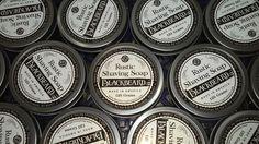 Black Beard Rustic Shave Soap
