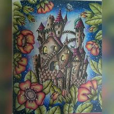 Tenderful Enchantments Coloring Book