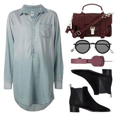"""""""#416"""" by missad3 ❤ liked on Polyvore featuring NSF, Acne Studios, Proenza Schouler and Urbanears"""