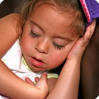 Toddler sleep:  Lots of information about good sleep habits, bedtime battles, and sleep issues & mistakes we make.