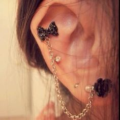 I have these piercings. Where do I get the earring?!
