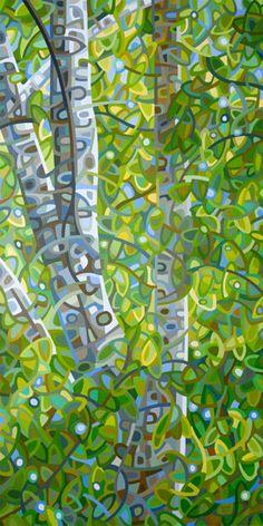 Mandy Budan – Abstracting the Landscape Hide & Seek