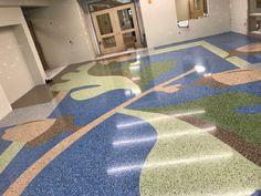 33 Best Terrazzo Floor Images Terrazzo Terrazzo Flooring
