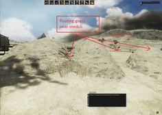 "Floating grass near Meduli: ""worst it is @ ... graveyard""   #bugs #glitches #bug #visual #glitch #float"