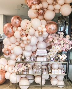 18 Brilliant Balloon Displays + Creative Ways to Incorporate Them Into Your Wedding - Green Wedding Shoes
