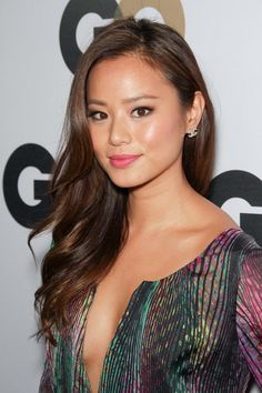 56 Ideas for Wedding Hairstyles Asian Jamie Chung 56 Ideas for Wedding Hairstyles Asian Jamie Chung, Soft, shiny, silky and well-g. Wedding Makeup For Brunettes, Wedding Makeup For Brown Eyes, Natural Wedding Makeup, Wedding Hair And Makeup, Hair Makeup, Brown Makeup, Natural Makeup, Natural Beauty, Trendy Hairstyles