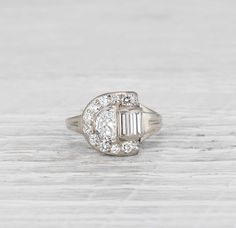 65 Unique Engagement Rings You'll Definitely Say Yes To - http://www.stylemepretty.com/2016/05/31/unique-nontraditional-engagement-ring/