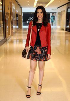 red jacket <3 || www.garotasestupidas.com