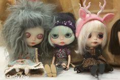 Cute Blythe from Candy Pop Blog #mini #blythe