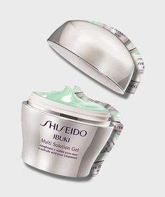 Space-Age Acne Treatment , 9 Beauty Products to Run Out and Buy This February - Shiseido Ibuki Multi Solution Gel,