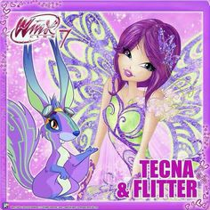 Tecna & Flitter