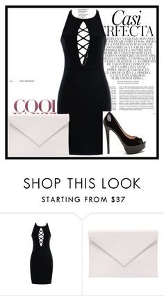 """""""Important Meeting"""" by ry-luve ❤ liked on Polyvore featuring Verali and Whiteley"""