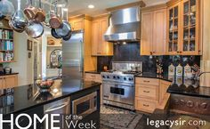 Grandeur meets livability. Dreamy gourmet chef's kitchen, spacious entertainment area, central A/C, private setting & 3 car garage in prime Falmouth location.