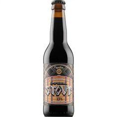 Pyynikin Bourbon Barrel Aged Imperial Stout. 9/10 pts