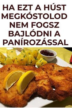 Hungarian Recipes, Love Eat, Sweet And Salty, Health Diet, Bacon, Good Food, Paleo, Food And Drink, Homemade