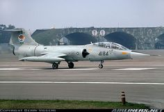 Taiwan - Air Force - Lockheed TF-104G Starfighter